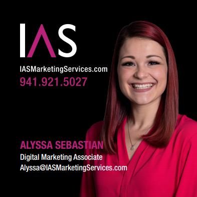 Alyssa Sebastian Business Cards